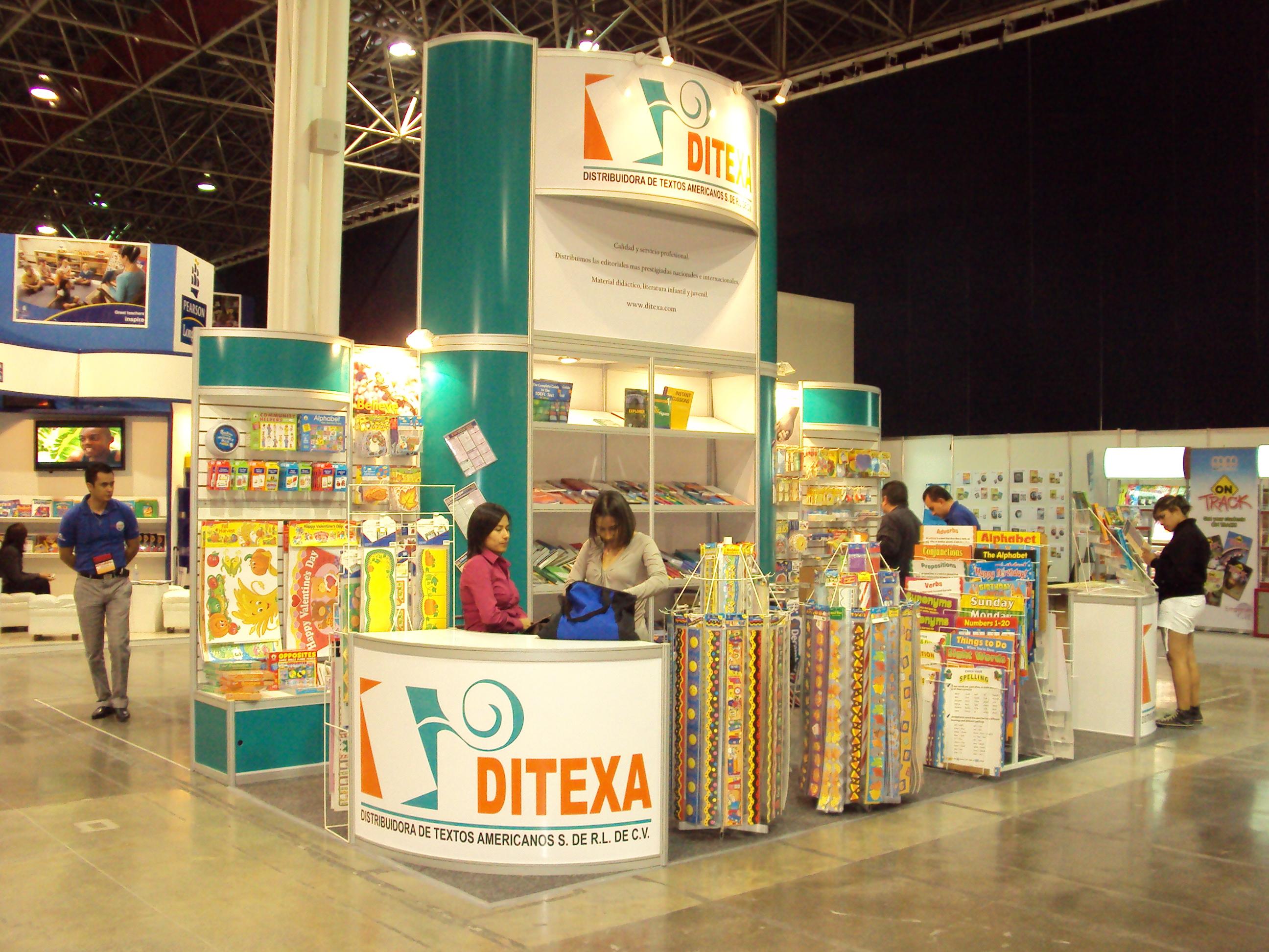 Mextesol 09 DITEXSA (1)